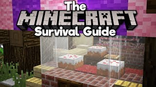 Cake Is A Redstone Component! • The Minecraft Survival Guide (Tutorial Lets Play) [Part 95]