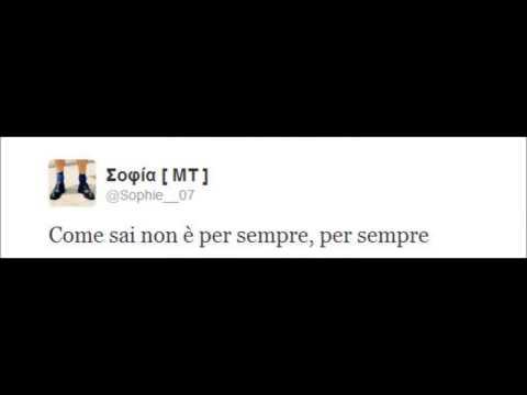 , title : 'Marco Mengoni - 20 sigarette (testo)'