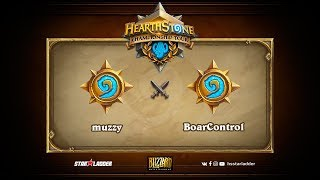 BoarControl vs Muzzy, game 1