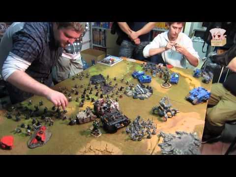 [Hobbygames.ru] Warhammer 40k - Кампания для новичков - Битва 01
