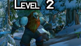 Let's Play WoW With Nilesy - Level 2 (World Of Warcraft Gameplay)