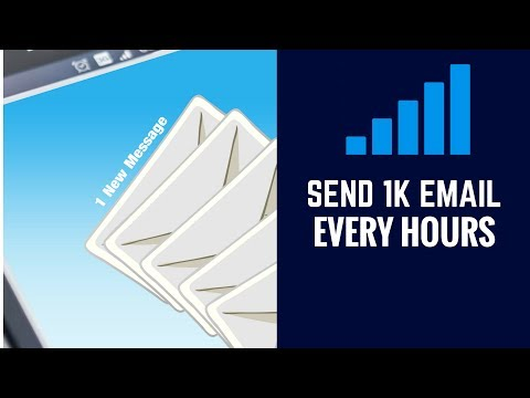Send 50,000 Email Daily with This FREE Software (No SPAM)