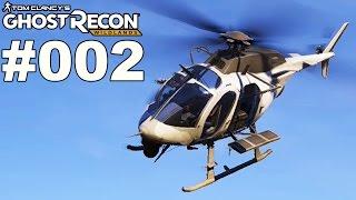 GHOST RECON WILDLANDS BETA #002 Wir haben Hubschrauber! • Let's Play Ghost Recon Wildlands [Deutsch]