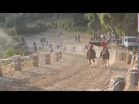 Pariglie di Ovodda: Beeindruckende Akrobatik auf dem Pferd