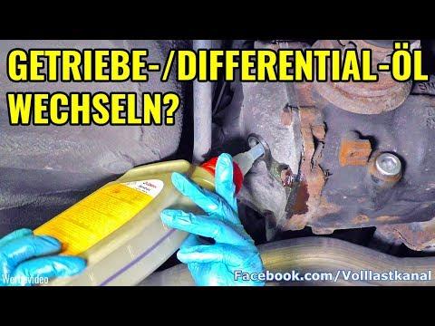 WIESO MAN GETRIEBE + DIFFERENTIAL-ÖL WECHSELN SOLLTE! Getriebeöl wechseln BMW Differentialöl E46