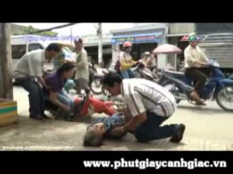 Phút giây cảnh giác – Sợ CSGT Tông người qua đường tử vong (10-08-2014)