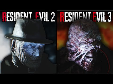 Resident Evil 3 vs Resident Evil 2 | Direct Comparison