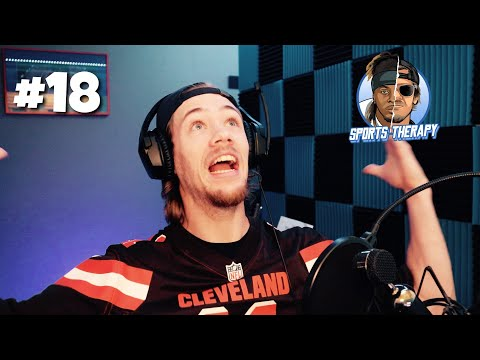 Ep. #18 | KTO's reaction to Browns Playoff win! | Sports Therapy