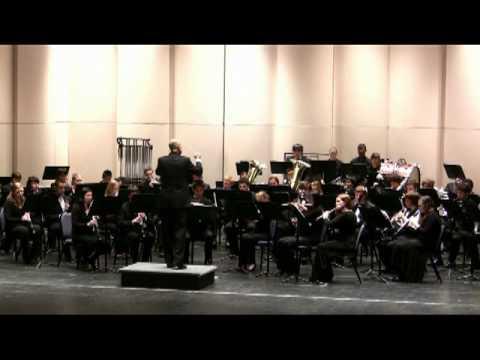 Second Movement of the Original Suite - Diablo Wind Symphony