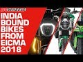 India Bound Bikes | Here's what we can expect to see in 2019 | EICMA 2018