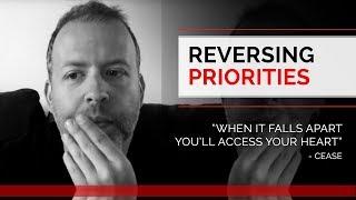 Day 6 - Reversing Priorities