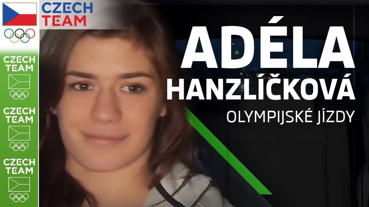 ZLOMILA JSEM SI UCHO! Adéla Hanzlíčková hostem ŠKODA Olympijské jízdy
