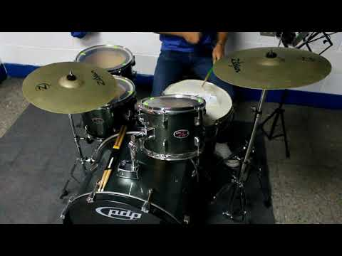 Glorificate Drum Cover Marco Barrientos