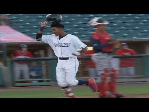 'Claws' Brito bashes two-run homer