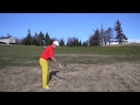 GOLF LESSONS:3 of 10  MASTERING THE GREATEST TECHNIQUE TO GET OUT OF THICK ROUGH