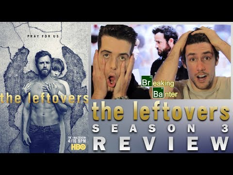 THE LEFTOVERS Season 3 Review (The Greatest TV Season Ever?)