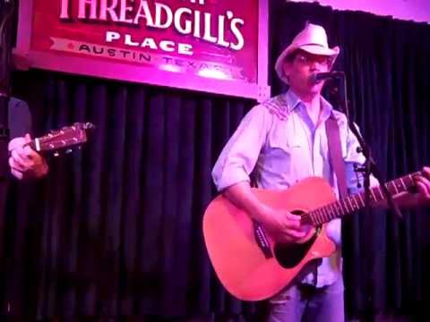 DAVE PHENICIE - HARD TIMES - THREADGILL'S AUSTIN, TX 9-18-2011
