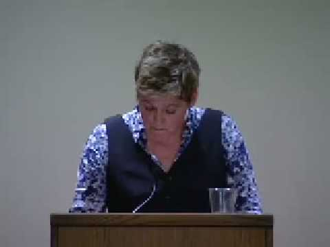 Die Holloway Series in Poetry - Caroline Bergvall