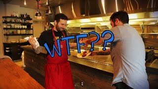 Don't Send Your Own Food Back   Chef Tim Maslow   WTF Are You Doing?!