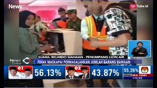 Video Video Balita Bawa Bagasi 7 Kg Viral, Begini Penjelasan Penumpang Lion Air - iNews Siang 30/04 MP3, 3GP, MP4, WEBM, AVI, FLV Mei 2019