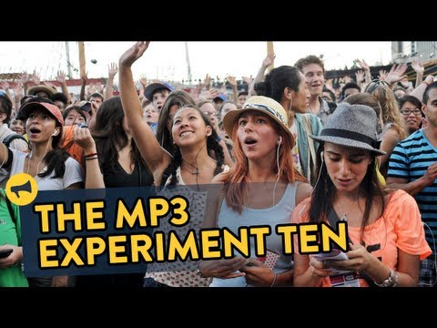 The MP3 Experiment Ten