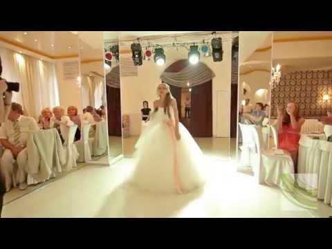 Как сделать сюрприз на свадьбе жениху от невесты