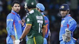 Biggest Fight In Cricket History Part .2  India Vs Pakistan (Updated 2016) ▻Thanks for Watching Like, Subscribe , Share for more...