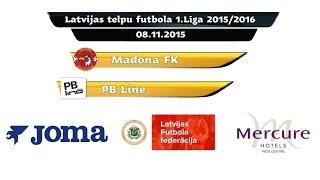 PB Line – Madona FK