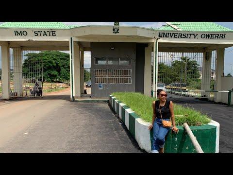 IMO STATE UNIVERSITY,OWERRI || IMSU VLOG | IMO STATE NIGERIA 2020 VLOG