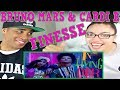 Download Video Bruno Mars - Finesse (Remix) [Feat. Cardi B] [Official Video] REACTION