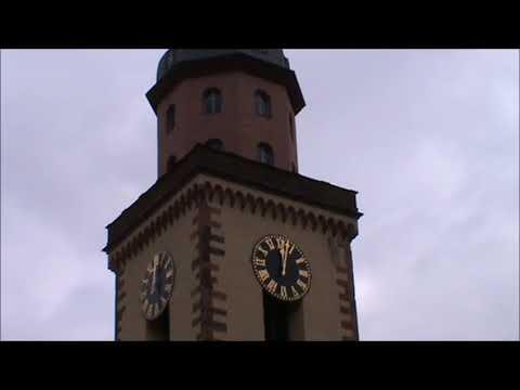 Frankfurt a.M. (D) - Ev. Katharinenkirche - Mittagsläuten