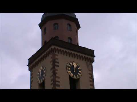 Frankfurt a.M. (D) - Ev. Katharinenkirche - Mittagslä ...