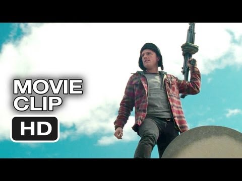 Red Dawn Movie CLIP - Wolverines (2012) - Chris Hemsworth Movie HD