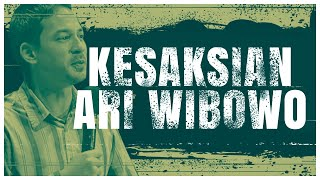 Video Kesaksian Ari Wibowo MP3, 3GP, MP4, WEBM, AVI, FLV Juli 2019