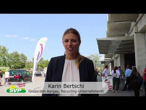 Karin Bertschi: Die Altersreform 2020 ist weder fair noch nachhaltig!