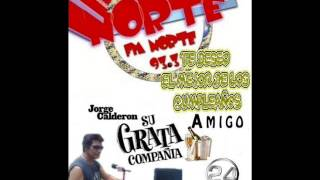 24 AÑOS SU GRATA COMPANIA FM NORTE JORGE CALDERON