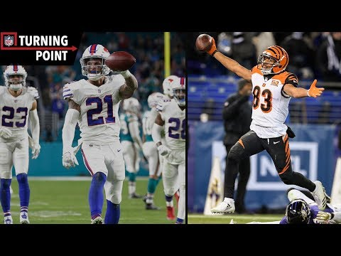 Video: Buffalo Bills Wild Return to the Playoffs (Week 17) | NFL Turning Point