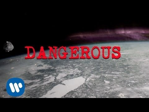 David Guetta – Dangerous (Lyric Video) ft Sam Martin