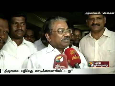 DMK-is-blamed-for-everything-in-politics-TKS-Elangovan