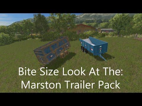 Marston Trailer Pack (Hardpoint) v1.0