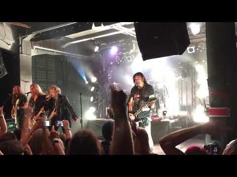 Edguy - Love Tyger - Meet Factory - Praha 2.10.2017 (видео)