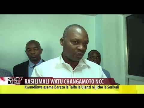 Naibu Waziri wa Ujenzi, Mh. Elias Kwandikwa asema