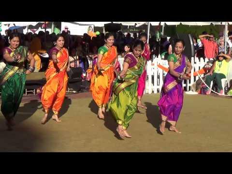 Video India Day 2015 - Portland, Oregon (Marathi Folk Dance) download in MP3, 3GP, MP4, WEBM, AVI, FLV January 2017