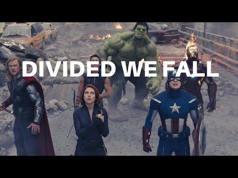 (Marvel) Avengers   Divided We Fall