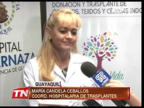Hospital Luis Vernaza recibe acreditación para realizar trasplantes de corazón