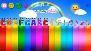 My baby Piano YouTube video