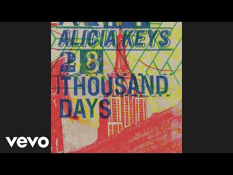 Tekst piosenki Alicia Keys - 28 Thousand Days po polsku