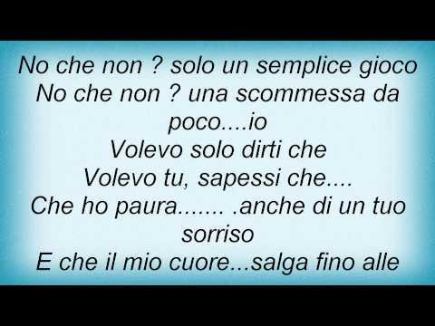 , title : 'Biagio Antonacci - Volevo Solo Dirti Che Lyrics_1'