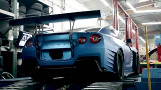 Film: Fast And Furious 6 Nissan GT-R Appears Online