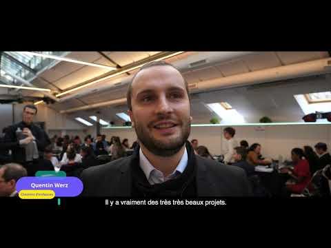 Video FONDATION LA FRANCE S'ENGAGE - A la recherche des meilleurs projets d'innovation sociale !